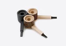 Smokeless Cigarette's Holder Designes01