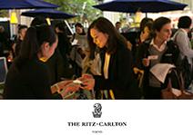 Cocktail Party at The RITZ-CARLTON Café & Deli